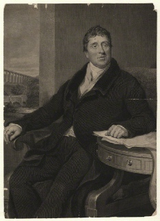 Thomas Telford by William Raddon, after Samuel Lane line engraving, published 1831 acquired Martin Collection, 1861. Reference Collection NPG D6933 (National Portrait Gallery)